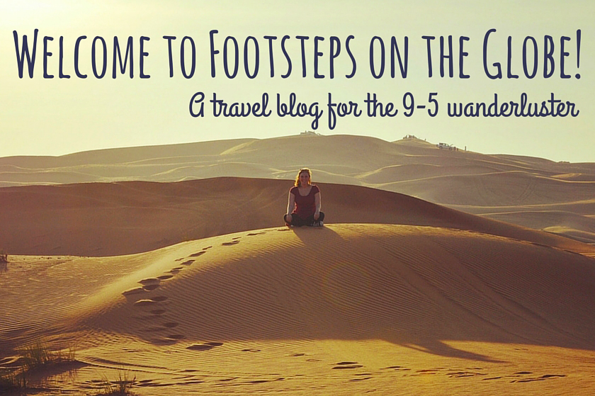 Welcome to Footsteps on the Globe