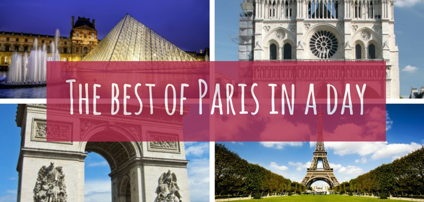 The best of Paris in a day