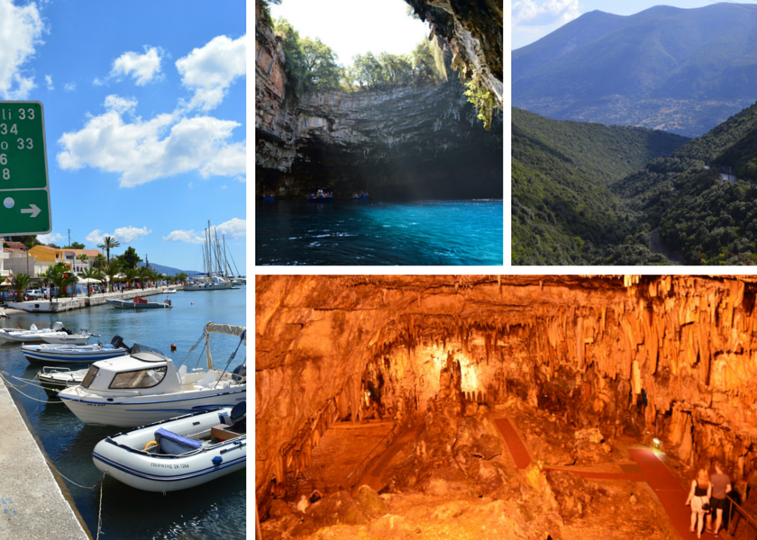 Day trip in Kefalonia