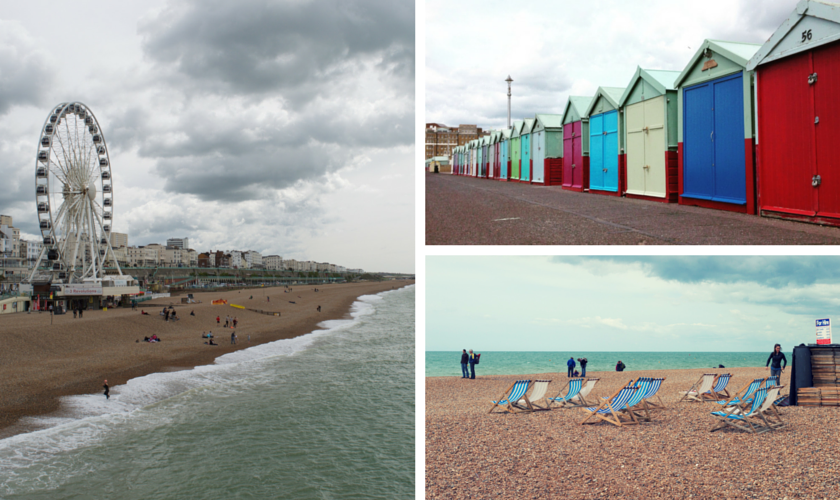 Beach and Seafront Brighton