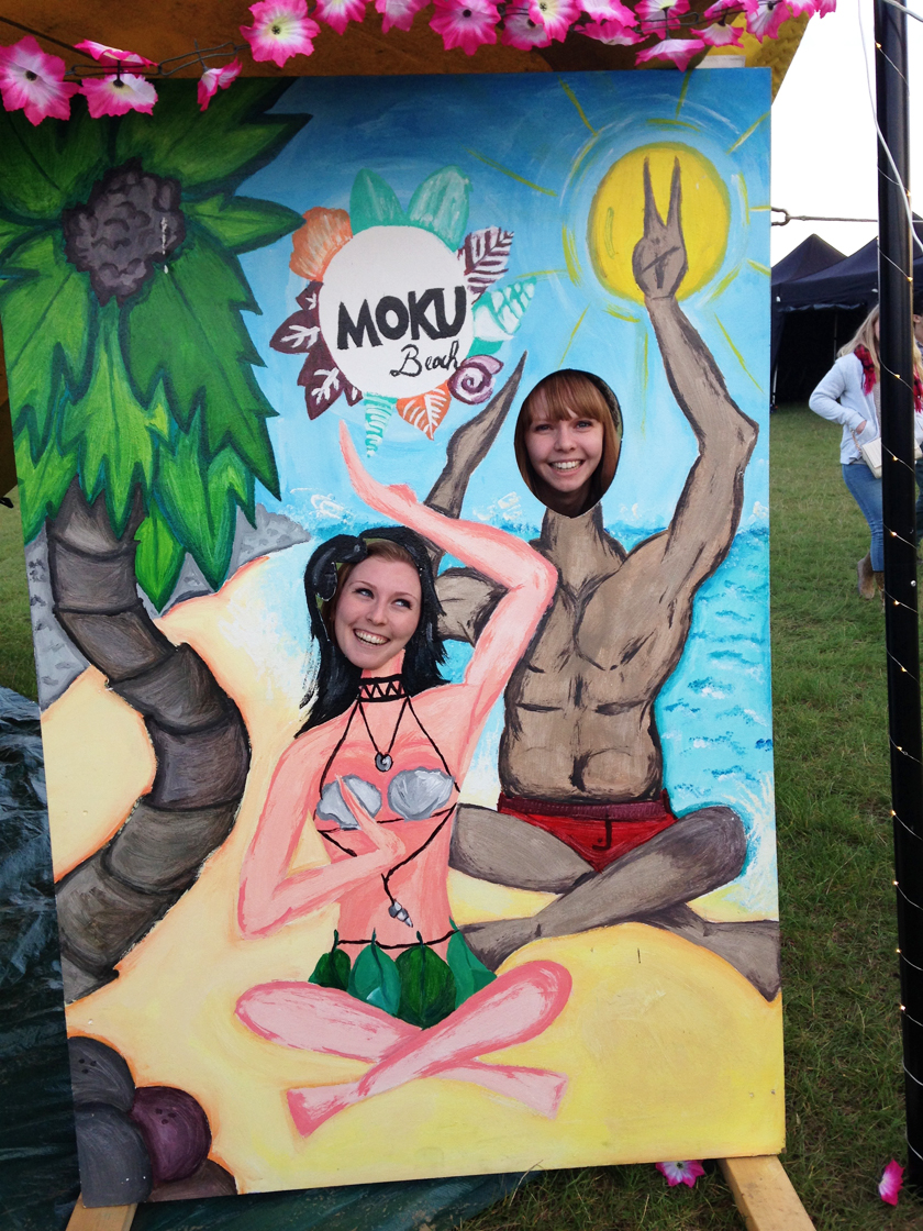 Blogstock 2015 Me and Becca