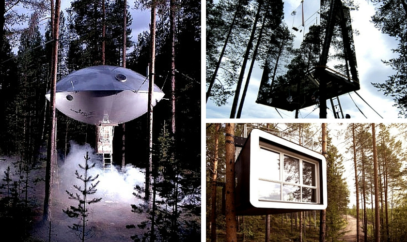 Sweden Treehouse