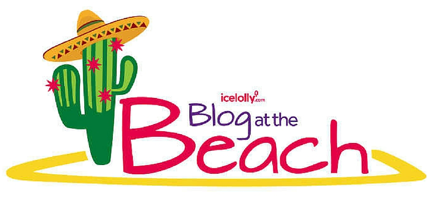 Blog at the Beach logo
