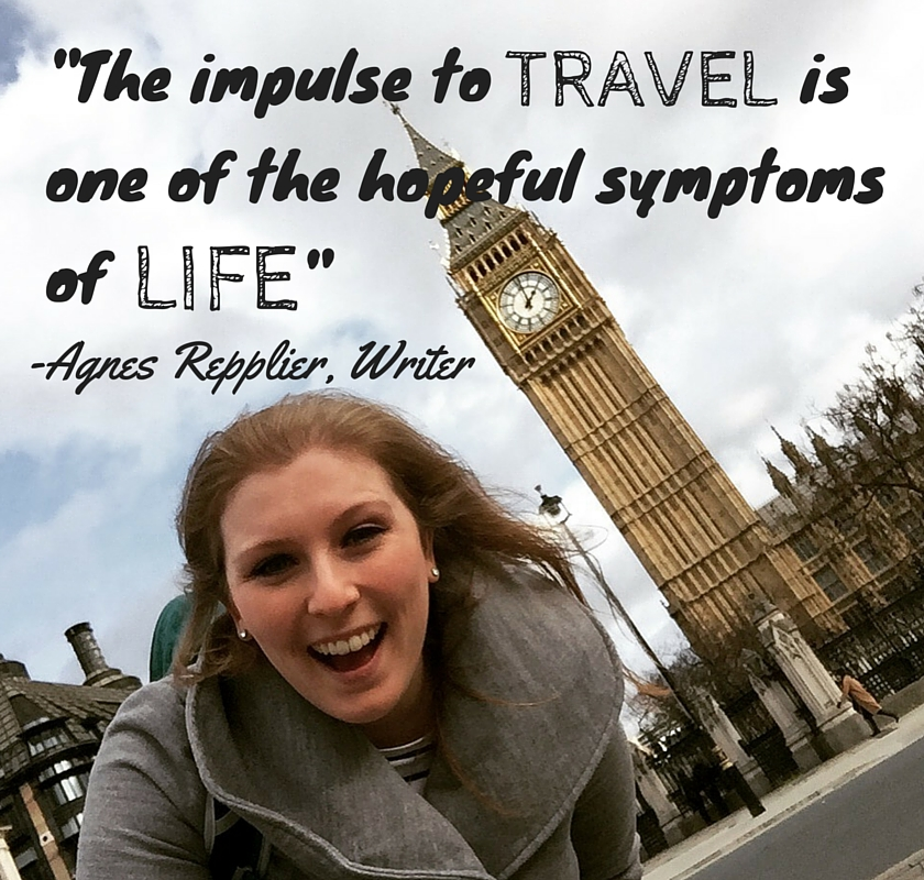 The impulse to travel is one of the hopeful symptoms of life_travel_quote