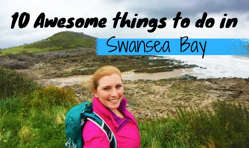 10 awesome things to do in Swansea Bay
