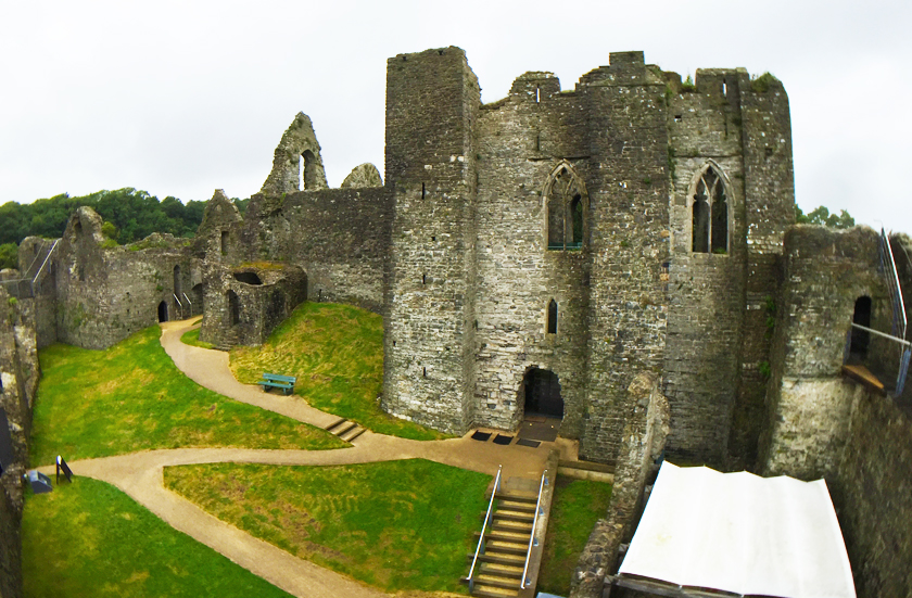 Oystermouth_Castle