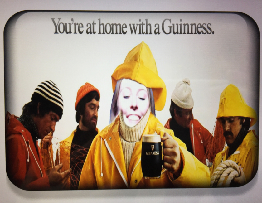 Photo Booth Guinness Storehouse