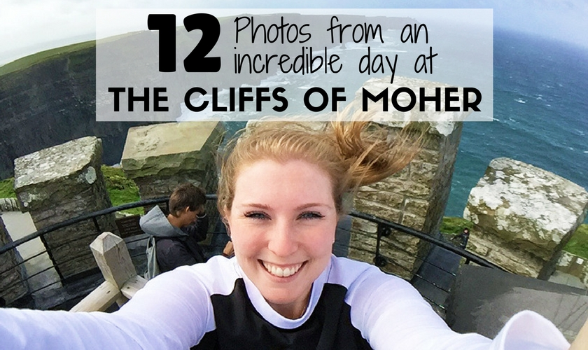 12 Photos from an incredible day at the Cliffs of Moher