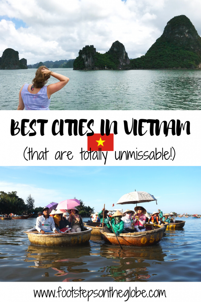 Pinnable image of Best things to do in Vietnam post